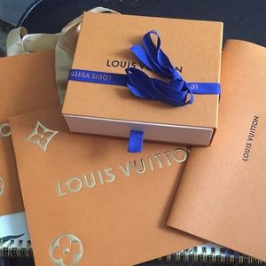 Louis Vuitton bags/box